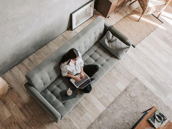 Luftaustauschprozesse, Heizverhalten sowie Risse und Löcher in der Gebäudehülle haben einen großen Einfluss auf die Radonkonzentration in Gebäude