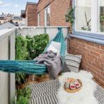 inspirierende beispiele für gestaltung kleiner balkone mit sommerstimmung und urlaubsfeeling