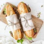 lecker und gesunde rezepte für belegte brötchen und sandwiches aus keto brot
