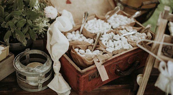 Hochzeitsmandeln: das besondere Gastgeschenk mit langer Tradition