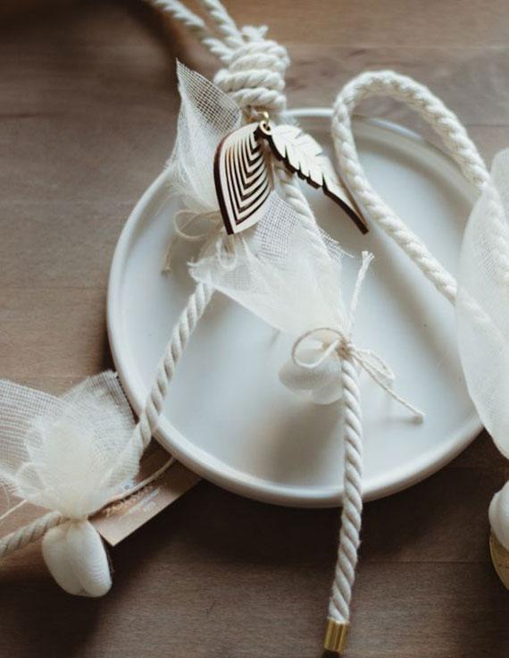 leckere Hochzeitsmandeln als Gastgeschenk für Ihre Gäste originell verpacken