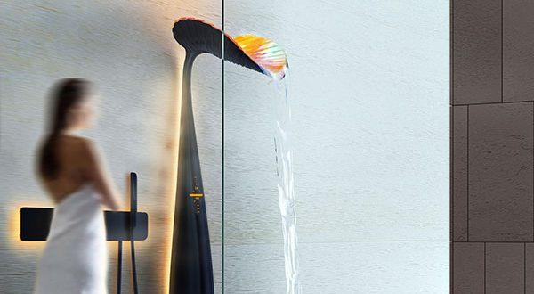 Duschsystem Ora – Badinnovation für umweltbewustes Leben