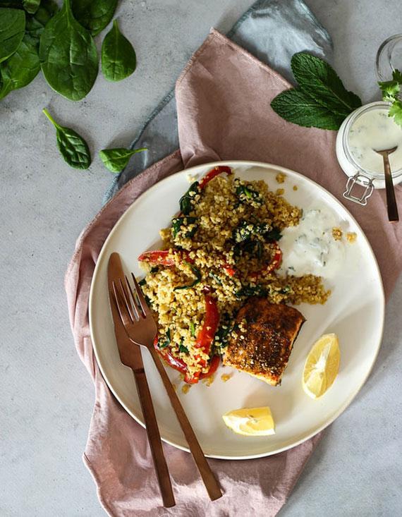 den Einstieg in die gesunde Ernährung gelingt ganz einfach mit selbst gekochten Mahlzeiten