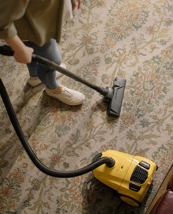 Putzen, Bügeln und Reinigen schneller erledigen mit passenden Haushaltsgeräten