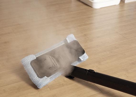 der Dampfsauger ist bestimmt ein unschätzbarer Helfer bei der Hausarbeit