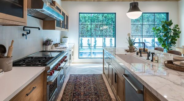 Dem Chaos keine Chance: Tipps, um die Küche sauber zu halten