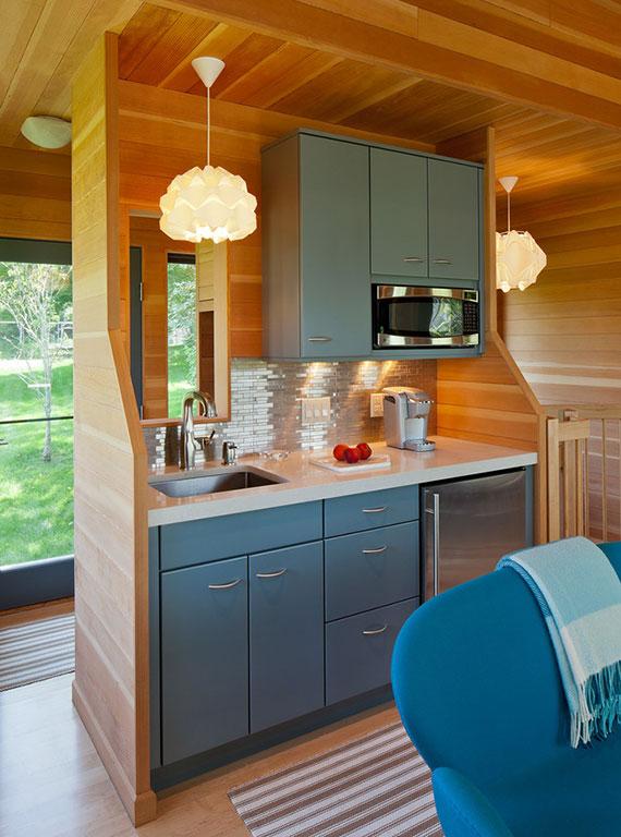 keine Küche ist platzsparender als moderne miniküchen