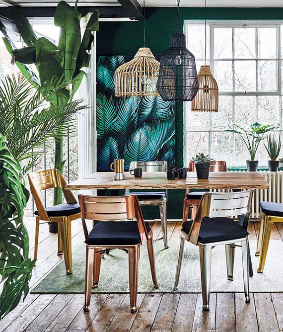der große Vorteil von Urban Jungle_Der Wohntrend lässt sich mit vielen anderen Einrichtungsstilen kombinieren