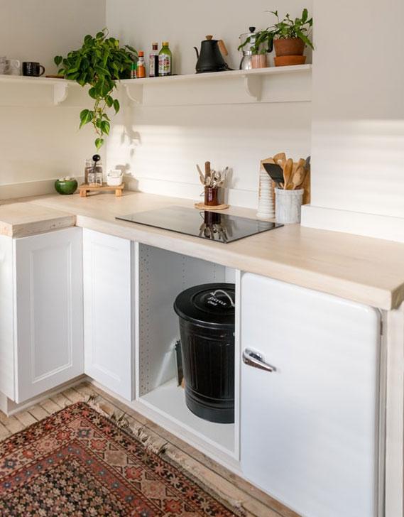 herumstehender Abfall ein Sicherheitsrisiko und soll daher regelmäßig entsorgt werden