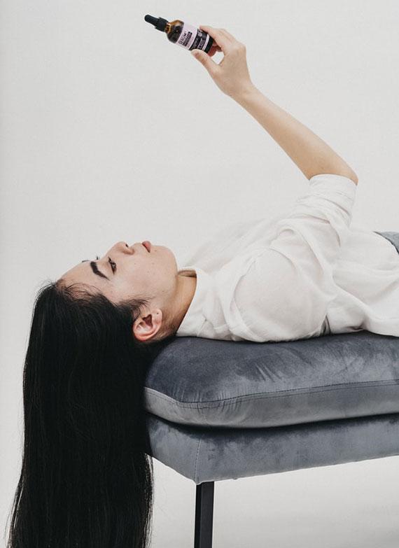 mit biologischen Produkten den CO2-Fußabdruck deines Haarstylings verringern